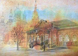 торжества, Екатеринодарская семинария